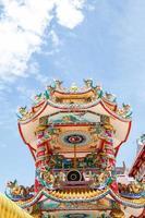 deus naja na tailândia foto