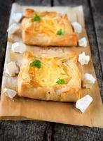 pastelaria de queijo foto