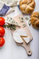 queijos gourmet foto