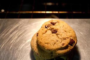 biscoitos de chocolate foto