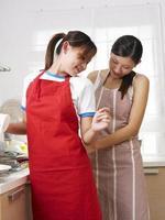 trabalho na cozinha