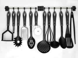 utensílios de cozinha foto