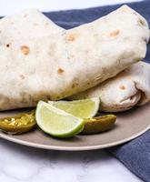 Burrito delicioso foto