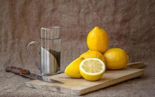 receita de limonada foto