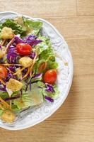 Salada do chefe foto