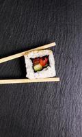 sushi delicioso foto