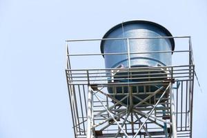 tanque de água para armazenamento de água foto