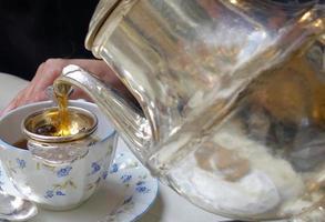 chá, por favor foto