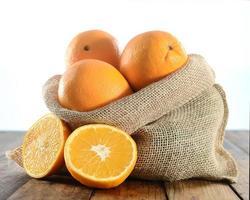 laranjas foto
