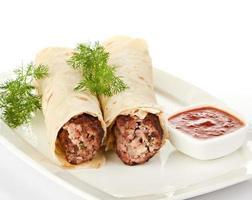 seekh kabab foto