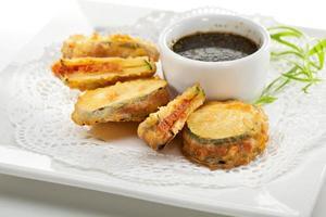 comida tempura foto