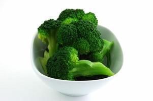 brócolis* foto