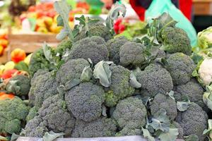 brócolis foto