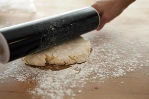 fazendo uma massa de torta a partir do zero