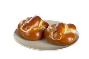 rolo de pão foto