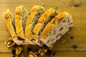 pão de fermento foto