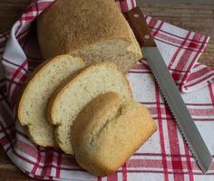 pão caseiro foto