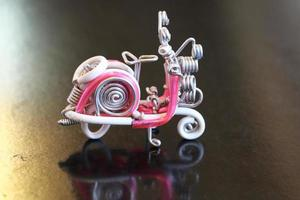 brinquedo artesanal foto