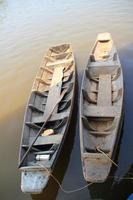 barco a remo foto