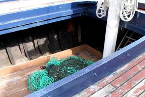 convés do barco