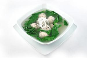 sopa chinesa foto