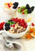 café da manhã perfeito foto
