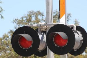 Cruzamento de linha férrea