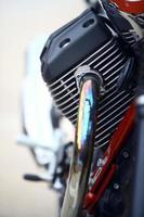 motor de moto foto