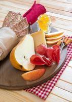 aperitivo bresaola foto