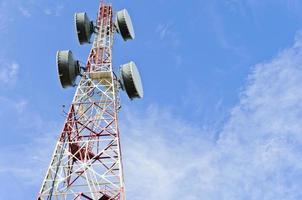 antena de telecomunicação foto