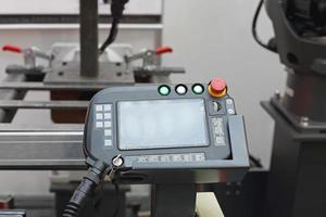 controlador de robô de soldagem