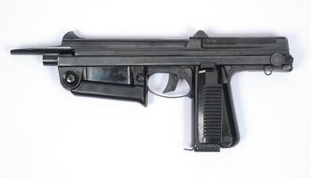 metralhadora polonês pm63 smg foto