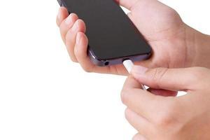 carregador de telefone foto