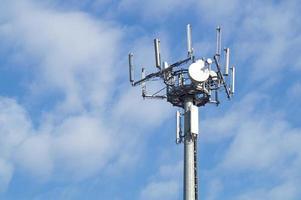 antena de telefone foto