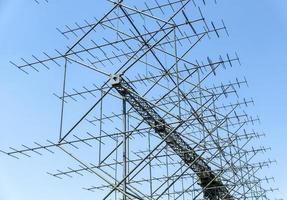 antena de radar foto