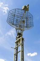 antenas parabólicas foto