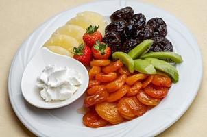 frutas sortidas foto