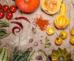legumes e especiarias