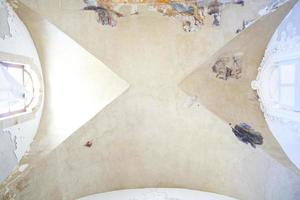 afrescos do teto