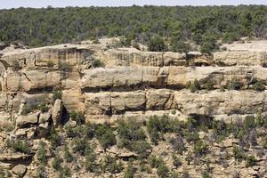 parque nacional de mesa verde foto