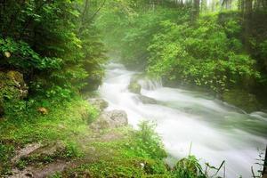rio da montanha