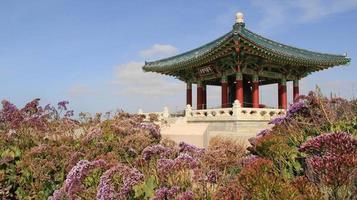 torre sineira coreana foto