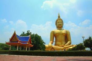 estátua de Buda foto