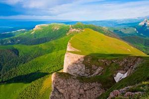 dia de montanha verão