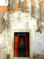 rua antiga de pingjiang em suzhou, china