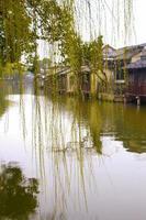bela cidade chinesa da água
