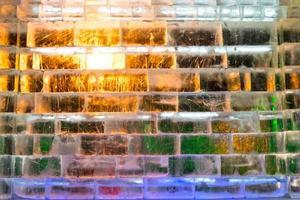 parede de gelo