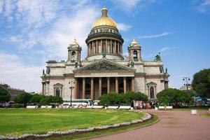 catedral de saint isaac foto