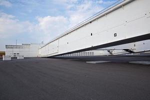 complexo de instalações para prevenção de inundações em são petersburgo