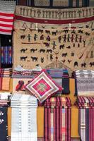 tecidos birmaneses foto
